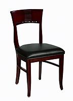 Wood Chair 068