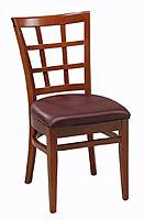Wood Chair 411