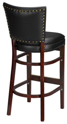 Regal Wood Bar Stool 2420 Amp 2420uph