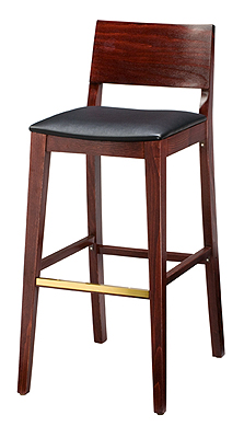 Regal Wood Bar Stool 2438