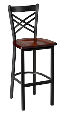 Regal Bar Stool 2515 Metal Frame Modern Barstool