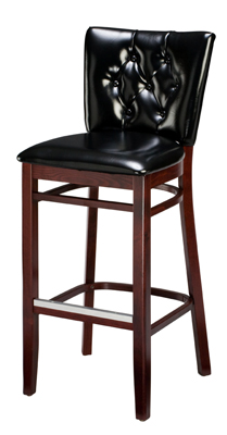 Regal Wood Bar Stool 2420 Amp 2420uph