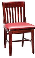 Regal Wood Chair 454U