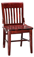 Regal wood chair 454W
